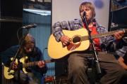 Clas Andersen og Kent Gustavsen, releasekonsert. Foto Hilde Skofteland.