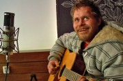 Kent i stdio. Foto fra filmen.