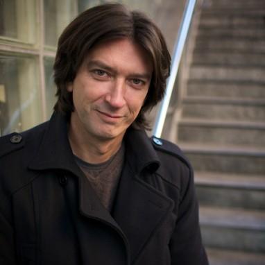 Regissør Kenneth Elvebakk