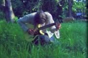 "Clas i musikkvideoen ""Savage garden"". Foto fra filmen."
