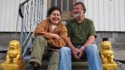 Nantaya og Lars Johan fra førstse sesong. Foto: Skofteland Film.